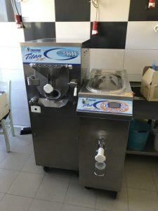 Stroj za sladoled