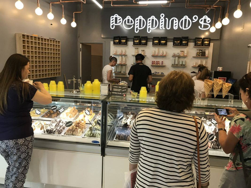 Peppinos sladoled Dubrovnik